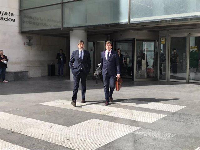 """El comisionado de la visita del Papa a València asegura que la FVEMF era privada: """"Nunca tuvimos ninguna duda"""""""