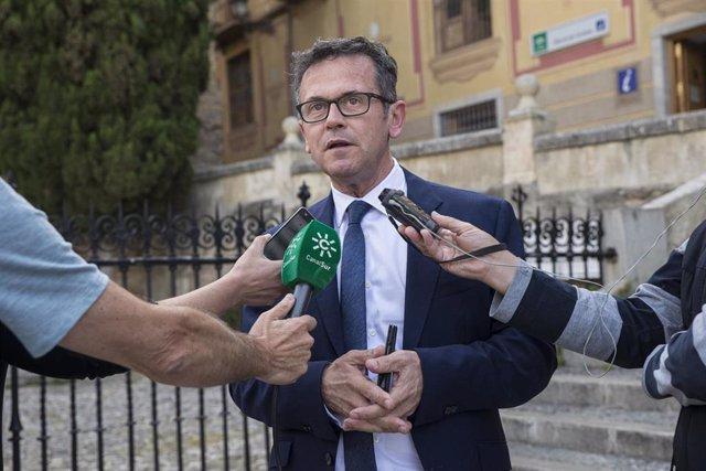 Granada.- Turismo.- Los turistas gastan de media al día en Granada 72,4 euros, muy por encima del promedio andaluz