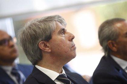 Garrido, Franco y Viondi dejarán este lunes de ser diputados en la Asamblea de Madrid