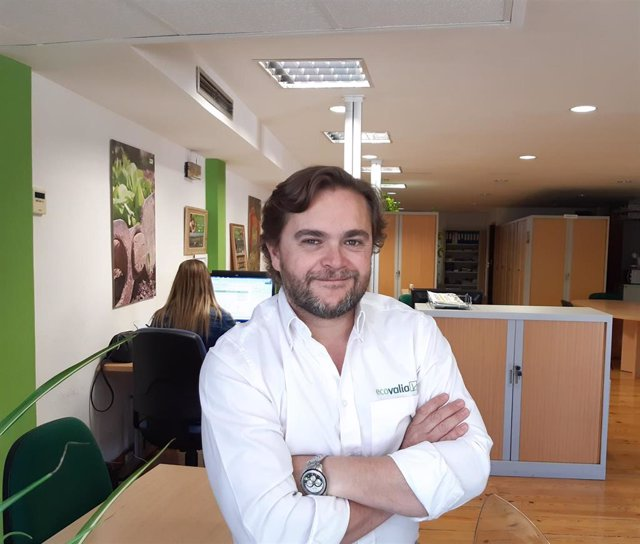 La asociación de producción ecológica Ecovalia nombra a Diego Granado como secretario general