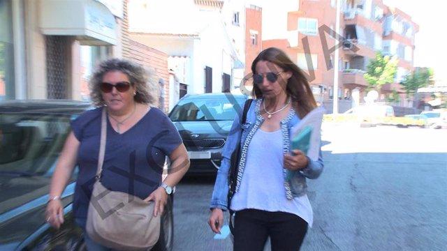 Lorena Romero guarda silencio ante el nuevo varapalo de Belén Estaban contra Toño Sanchís