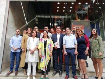 Cs Huelva presenta un programa basado en bajar impuestos, inversión en grandes proyectos y participación ciudadana