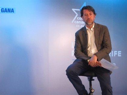 Alonso (CC) propone invertir 3 millones al año en un plan de accesibilidad en centros de mayores y deportivos