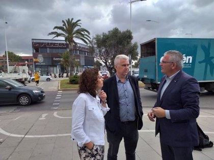 El PI reivindica mejorar los accesos a los polígonos industriales de Palma para incentivar la actividad económica