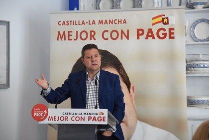 """Page planteará """"en los próximos días"""" un acuerdo con sindicatos de la función pública"""