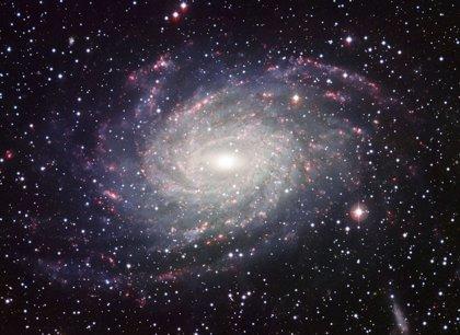 Un impactador oscuro causa estragos en el confín de nuestra galaxia