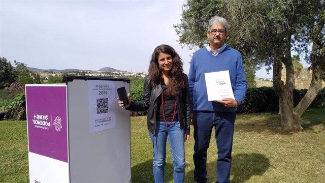 26M.- Unidas Por Extremadura