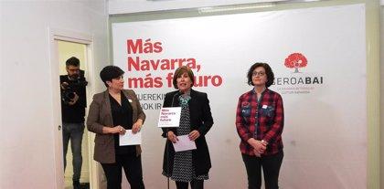 """Barkos afirma que Navarra tiene """"el mayor incremento presupuestario"""" en Educación de esta legislatura"""