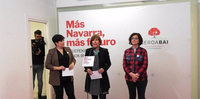 """26M.- Barkos Afirma Que Navarra Tiene """"El Mayor Incremento Presupuestario"""" En Educación De Esta Legislatura"""