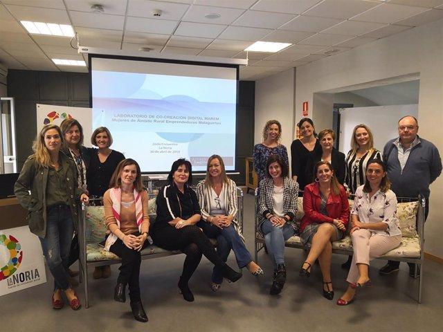 Málaga.-Diputación impulsa crear empresas lideradas por mujeres en el ámbito rural y reducir la brecha digital de genero