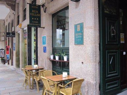 Los afiliados a la Seguridad Social en Galicia del sector turístico crecen un 2,3% en el mes de abril