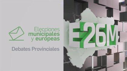 CSTV celebra el próximo martes 21 otros ocho debates provinciales con candidatos a ayuntamientos