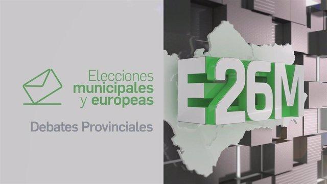 26M.- CSTV Celebra El Próximo Martes 21 Otros Ocho Debates Provinciales Con Candidatos A Ayuntamientos
