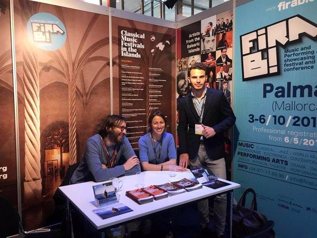 El IES participa en 'Classical:Next' en Róterdam para promover la música clásica y contemporánea de Baleares