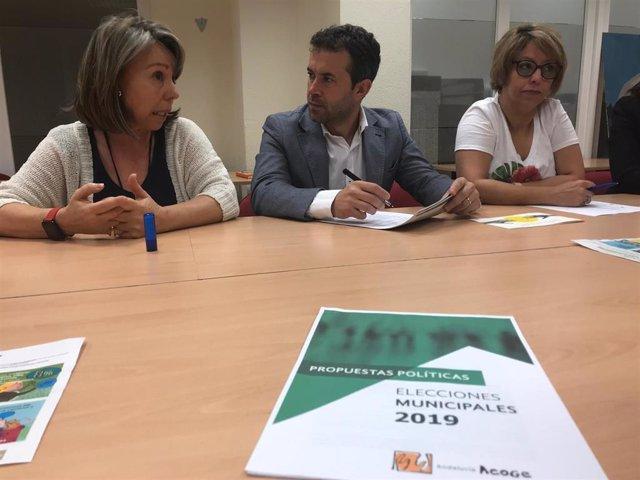 Jaén.- 26M.- Millán (PSOE) apuesta por reforzar la integración con políticas sociales y culturales