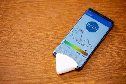 Crean una nueva herramienta para el móvil que permite detectar posibles infecciones en el oído de los niños