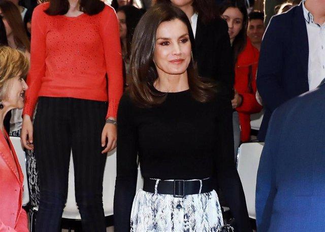 La Reina Letizia inaugurará este jueves una nueva edición de Las Edades del Hombre en Lerma (Burgos)