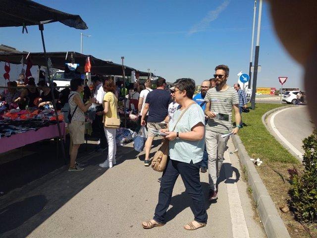 Jaén.- 26M.- Adelante Jaén propone crear una concejalía de mujer, diversidad y LGTB
