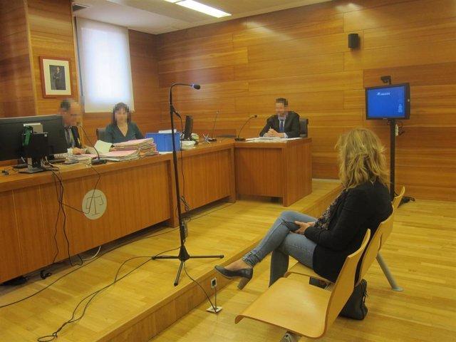 Condenada la diputada de Cs Cristina Gabarda por injurias graves a Miguel Barrachina (PP)