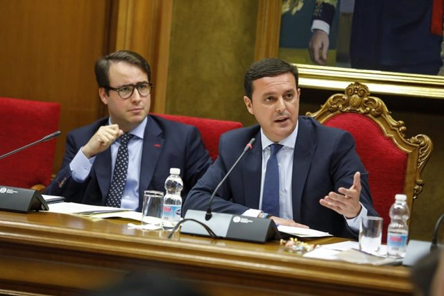 SaboresAlmería.-Diputación aprueba un plan de siete millones para llevar cajeros bancarios a los pequeños municipios