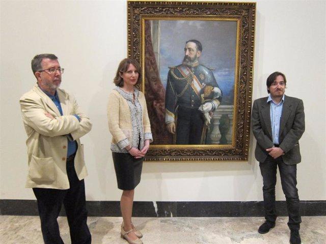 Zaragoza.- El Museo de Zaragoza acoge la cesión del retrato del Barón de la Linde por parte de la CHE, obra de Madrazo
