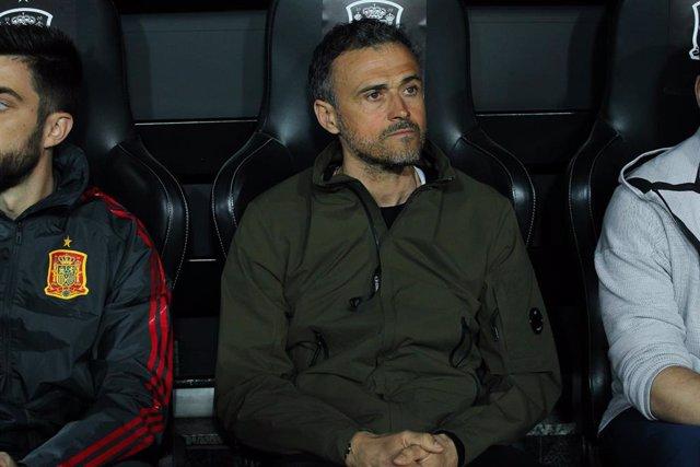 """Luis Enrique no estará en el partido de España ante Malta """"por motivos familiares de fuerza mayor"""""""