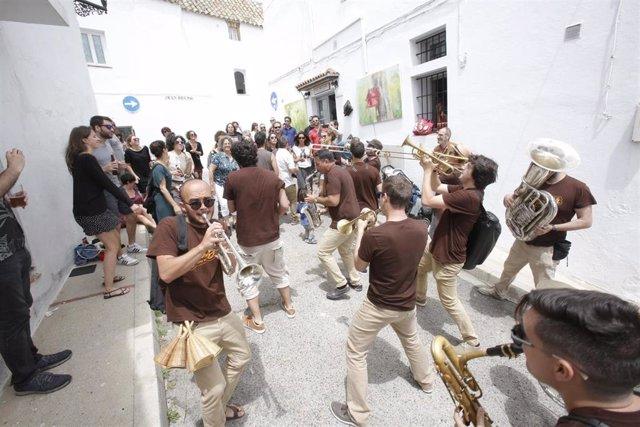 Cádiz.- El galardonado con un premio Grammy, Richard Bona, cabeza de cartel del Festival Jazz Vejer 2019