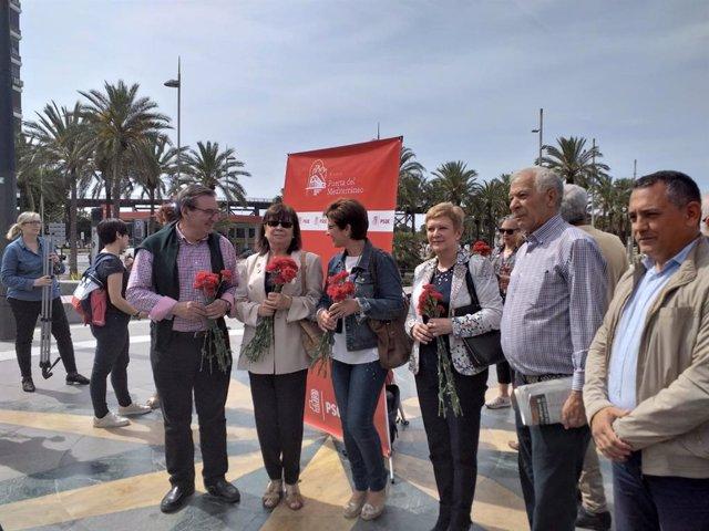 """26M.-Narbona (PSOE) Ve A PP Y Cs """"Contaminados"""" Por Vox Y Llama A """"Combatirlos"""" Con """"Muchos Eurodiputados Progresistas"""""""