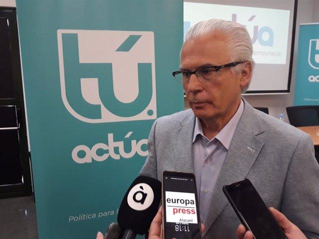 """Garzón acusa a Ecuador y Reino Unido de mentir al afirmar que no había """"nada"""" contra Assange al finalizar el asilo"""
