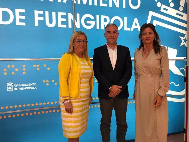 Málaga.-Junta encarga el plan funcional del futuro hospital Fuengirola-Mijas e impulsará el centro de salud de Los Pacos