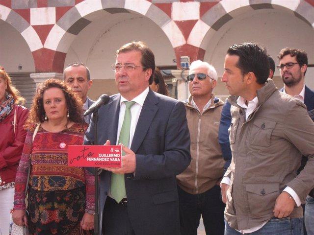 26M.- Vara Propone Un Plan Para El Comercio Minorista En Extremadura Que Les Ayude En Aspectos Como El Comercio Online