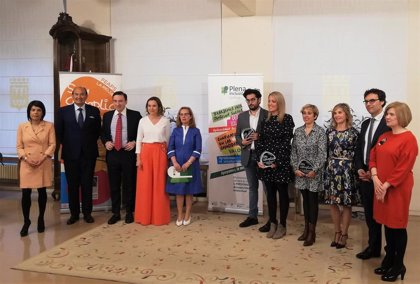 Pedro J. Ramírez, nuevo padrino de la campaña 'Soy Cómplice' de Plena Inclusión La Rioja