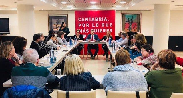 """26M.- PSOE Promete Que Sanidad Y Servicios Sociales """"Irán De La Mano"""" Para Atender Mejor A Pacientes Y Familias"""