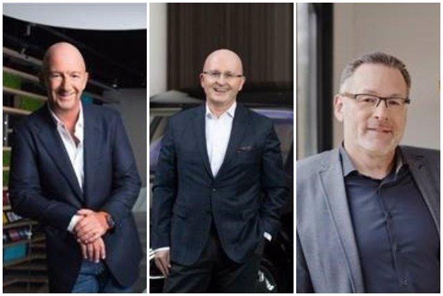 Economía/Motor.- Mercedes-Benz nombra nuevos consejeros delegados en EE.UU. Y Rusia y responsable de Ventas en China