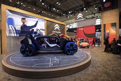 Citroën presenta en París un prototipo autónomo y eléctrico con 800 kilómetros de autonomía