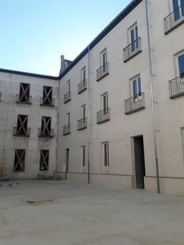 El Palacio de Sueca acogerá una residencia de artistas, espacios polivalentes para usos colectivos y de la infancia