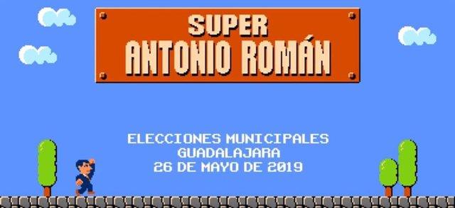 26M.- Román Anuncia Un Museo Del Videojuego En Guadalajara Y Crea El Suyo Propio Emulando A 'Mario Bros'