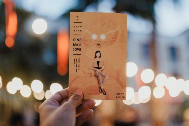 CINEMA JOVE PRESENTA EL CARTEL DE SU 34.ª EDICIÓN