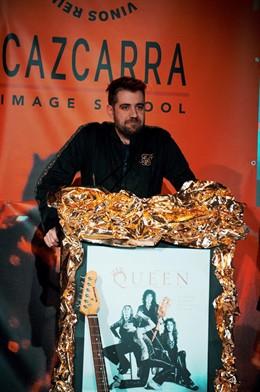 Los GoliADs UAO CEU Awards premian a AuronPlay como mejor influencer