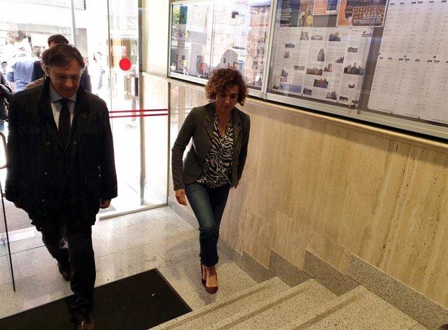 26M.- Dolors Monserrat Se Compromete A Mantener Los 47.500 Millones De Euros De La PAC