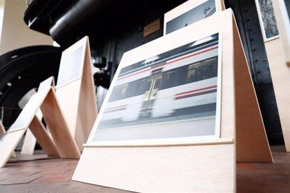 La exposición '100 años de Metro' muestra por primera vez en Nave de Motores un recorrido por el pasado del suburbano
