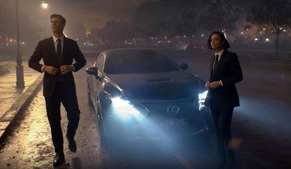 El mejor (más rápido) aliado Chris Hemsworth y Tessa Thompson en Men in Black: International