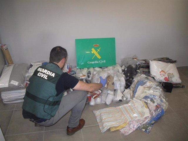 Granada.- Sucesos.- Detenido el presunto autor del interior de un camión en el polígono Juncaril de Peligros