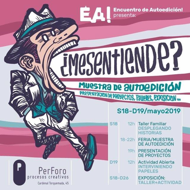 Valladolid acoge este fin de semana una jornada sobre autoedición con presentaciones de proyectos y talleres