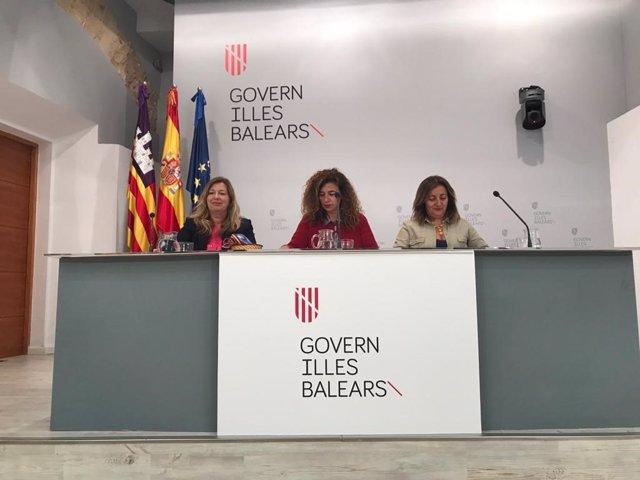 Consell.- El Govern destina 13.000 euros a la Fundació +34 que ajuda els balears presos en un país estranger