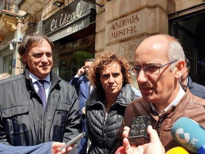 """Dolors Monserrat señala que el PP cree """"en la igualdad real y no en la discriminación"""""""
