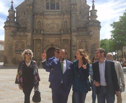 """González (PP) aboga por una PAC """"sólida y fuerte"""" y no permitirá """"ni un paso atrás"""" en los derechos de los agricultores"""