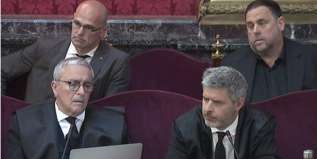 Procés.- La defensa de Junqueras i Romeva demanarà llibertat provisional perquè puguin fer campanya electoral