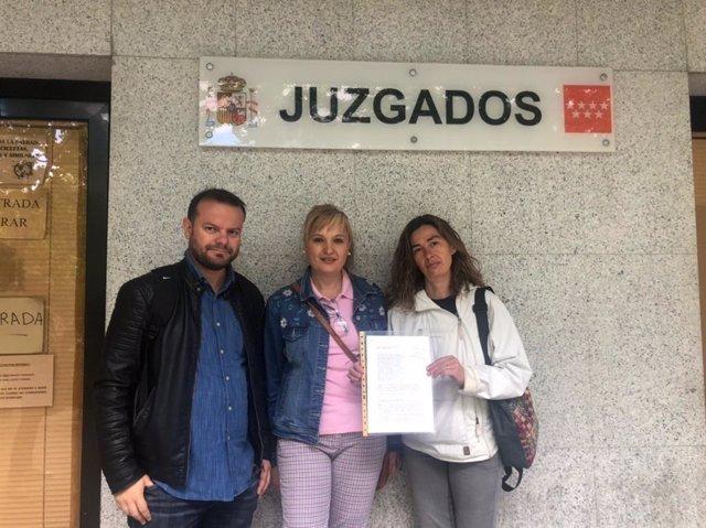 Trabajadores de la residencia de Alcorcón interponen una denuncia ante los juzgados por falta de personal