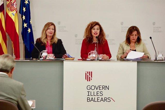 Consell.- Educación y Universidad aumenta en tres plazas para gestionar fondos europeos